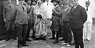 Ömer Muhtar'ın İdamdan Önce Ve Sonra Bilinmeyen Fotoğrafları