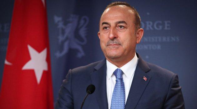 Dışişleri Bakanı Çavuşoğlu: Netanyahu'nun seçim vaadi ırkçı bir Apartheid devleti