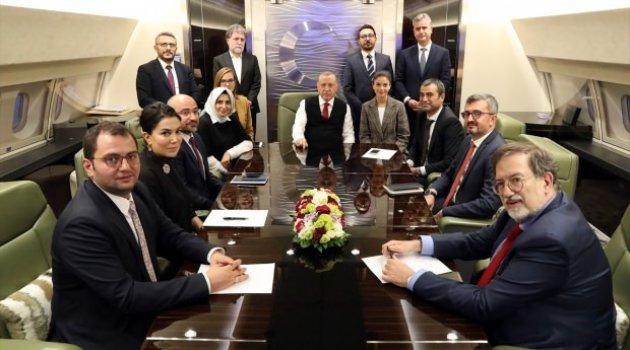 Erdoğan: Asla ateşkes ilan etmeyiz..