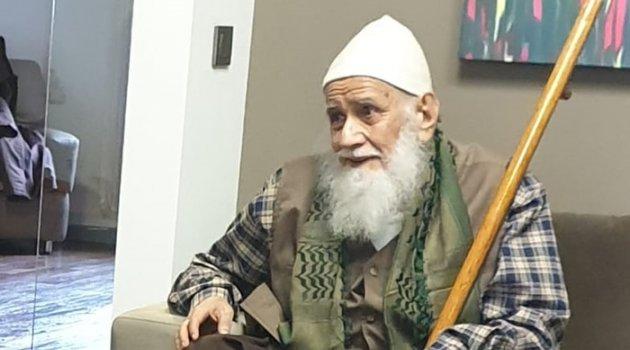 FSM Rektörü Muhammed Fatih Andı'nın acı günü: Babası  hattat Ahmed Fatih Andı vefat etti.