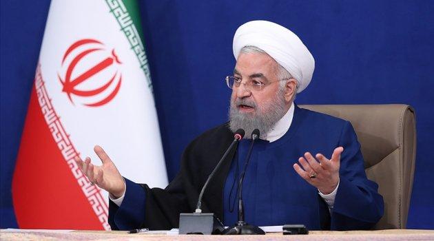 İran Cumhurbaşkanı Ruhani'nin son kabine toplantısı