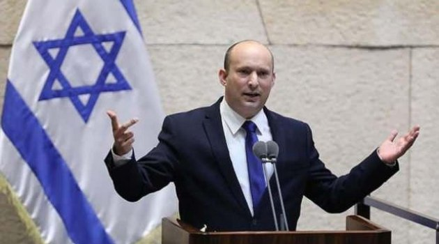 İsrail Başbakanı Bennett: Golan Tepeleri İsrail'indir, nokta