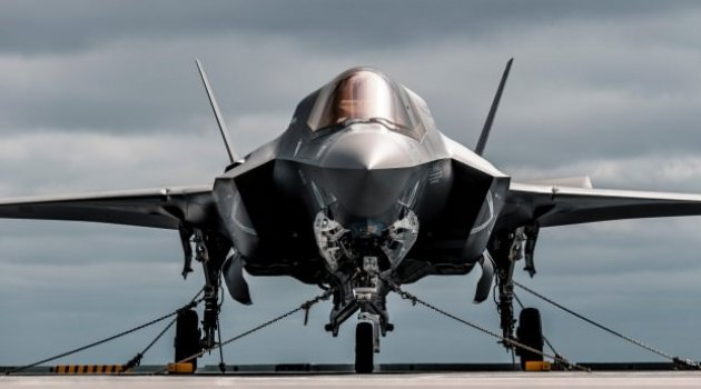 İsrailliler duyurdu! ABD'den sürpriz F-35 hamlesi