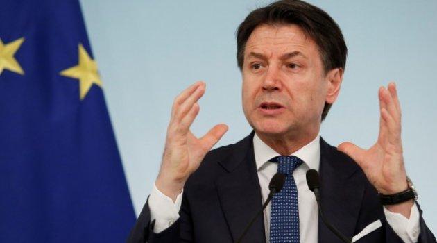 İtalya Başbakanı Conte, Almanya ve Hollanda'yı hedefe koyup AB'yi sert sözlerle eleştirdi