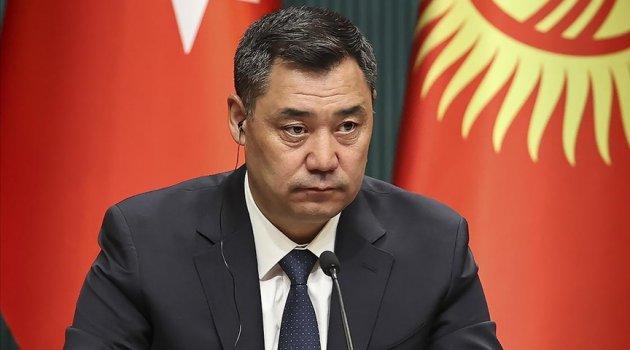 Kırgızistan Cumhurbaşkanı Caparov: Kırgızistan, Türkiye'nin uluslararası alanda öneminin artmasından memnuniyet duyuyor