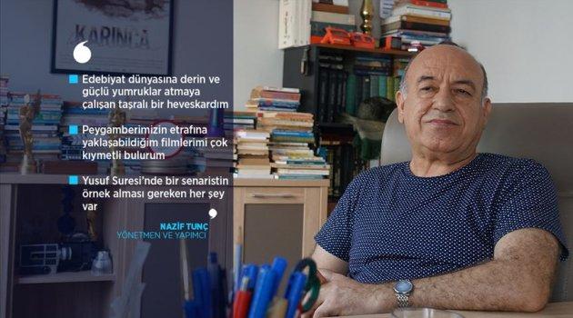 HİLAL UŞTUK: Yönetmen Nazif Tunç / 50 yıl Türk sinemasının tek destekçisi Türk milleti oldu