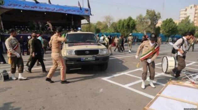 İran Askeri Törende Düzenlenen Saldırıdan Körfez Ülkeleri ve ABD'yi Sorumlu Tuttu