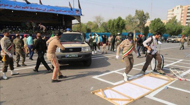 İran'da silahlı saldırı: 24 ölü