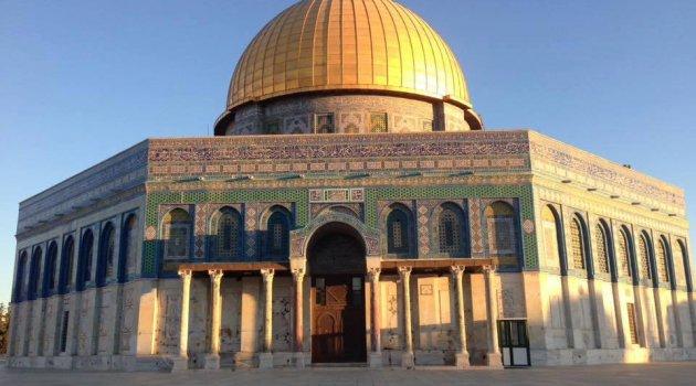 MAHMUT DOĞAN Kudüs Gezisi –  10.Kubbetussahra Mescidi