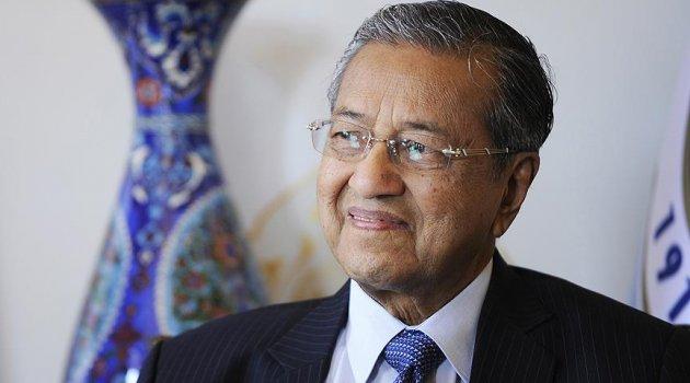 Malezya Başbakanı Mahathir: Filistin davasını her zaman destekleyeceğiz