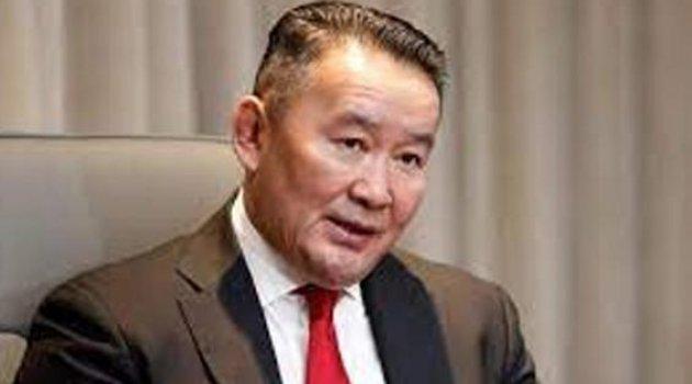 Moğolistan'ın yeni cumhurbaşkanı belli oldu