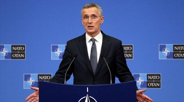 NATO Genel Sekreteri Stoltenberg: Tüm müttefikler Türkiye ile tam dayanışma içinde