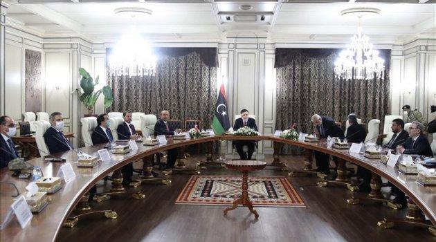 Türk askeri Libya'da kalacak