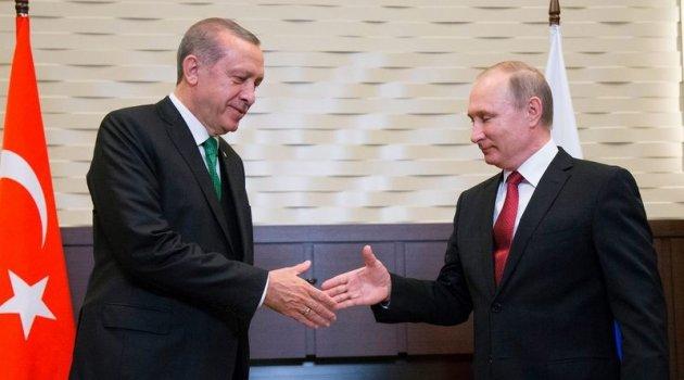 ZİYA KEMAL: Putin'in Türkiye Ziyareti ve İkili İlişkilerin Güçlenmesi