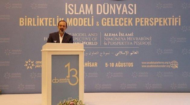 Mehmet Görmez: Ümmeti birleştiren Kelime-i Tevhid ve adalettir; gerisi teferruattır