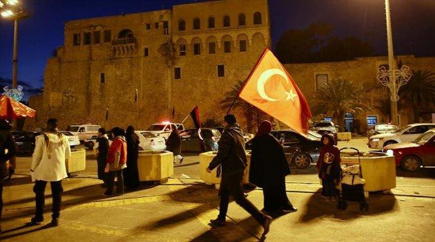 SÜLEYMAN KIZILTOPRAK: Libya'nın jeo-stratejik önemi ve Türkiye-Libya ilişkilerinin arka planı