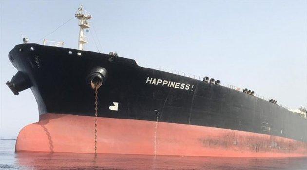 Suudi Arabistan, alıkoyduğu İran'a ait petrol tankerini serbest bıraktı