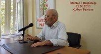 Sezai Karakoç'un 2018 Kurban Bayramı Konuşması