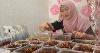 Malezya'nın geleneksel bayram lezzeti 'dendeng'