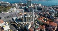 Taksim Cami'nin yüzde 80'i tamamlandı