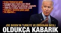 ERKAN TALU: Joe Biden'ın Türkiye ve Erdoğan ile yaşadığı krizler, gerilimler, sorunlar