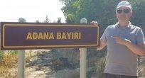 MUSTAFA ALTUNDAĞ: Çanakkale'de Adana Bayırı'nda bir şehit mezarı