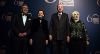 CUMHURBAŞKANI ERDOĞAN: Aydın Doğan'a ülkem ve milletim adına teşekkür ediyorum..