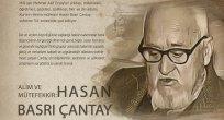Alim ve mütefekkir: Hasan Basri Çantay