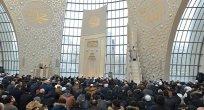 Diyanet İşleri Başkanı Erbaş'tan Almanya'da cuma hutbesi