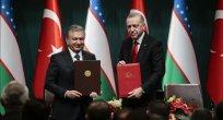 Erdoğan müjdeyi verdi: Özbekistan'la anlaştık..