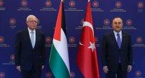 Filistin Dışişleri Bakanı Maliki: Türkiye, Filistin halkına destek konusunda herkesten önce gelmektedir