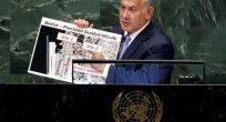 Tüm dünya bu görüntüleri konuşuyor: Netanyahu alçak planı yıllar önce açıklamış!