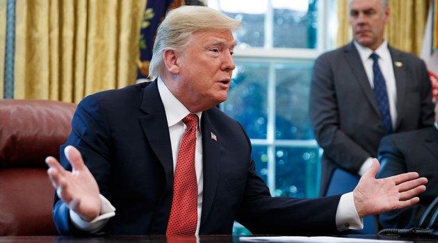 Trump: Süleymani korkunç bir geçmişe sahipti