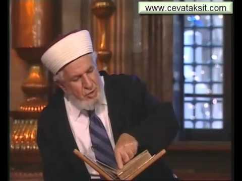 Cevat Akşit Hoca - Hz. İsa & Hz Yahya & Hz Musa Aleyhisselam