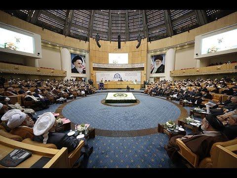 Görmez'in İran'daki Vahdet Konuşması