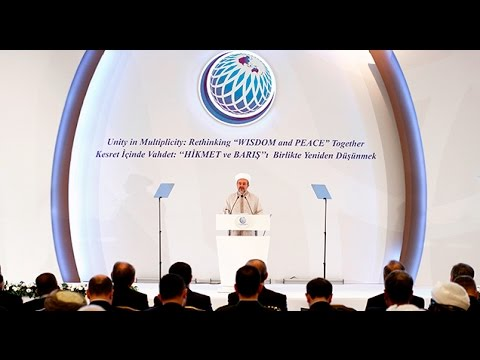 I. Asya-Pasifik Ülkeleri Müslüman Dinî Liderler Zirvesi Sona Erdi