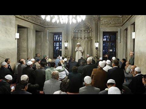 Müslüman Dini Liderler Sabah Namazını Eyüp Sultan Camiinde Kıldı